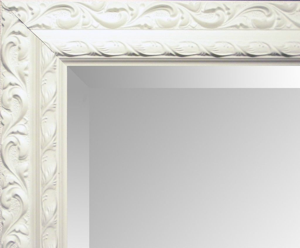 Shabby Chic Mirror CHOOSE YOUR FRAME COLOUR & SIZE Save